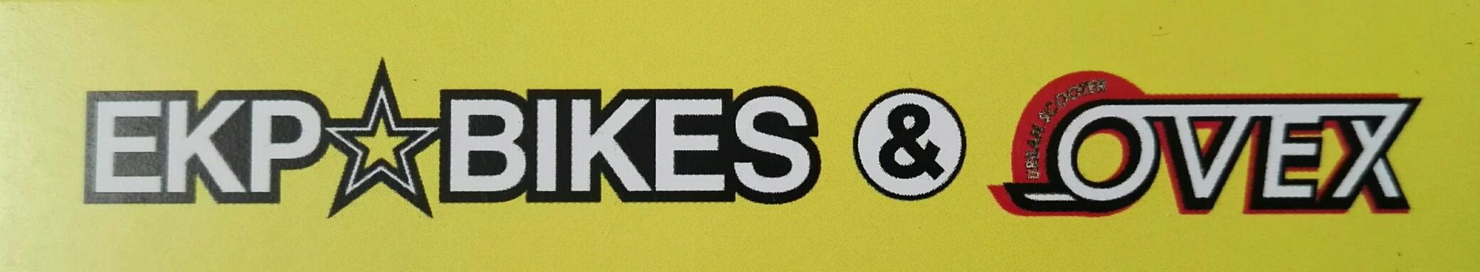 EKP Bikes - logo
