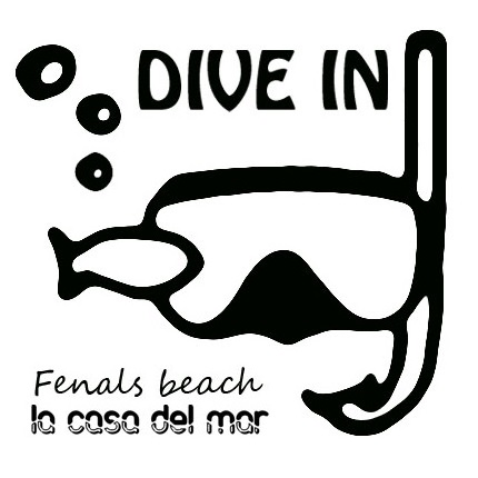 Diving La Casa del Mar - logo