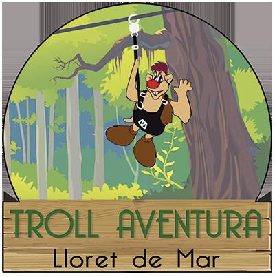 Troll Aventura - logo