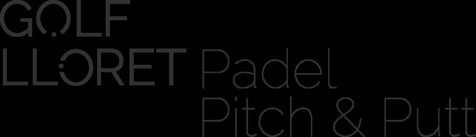 GOLF LLORET PITCH&PUTT - logo